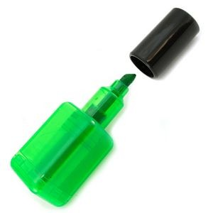 Nail Polish Highlighter (Green)