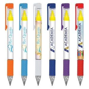 Duplex Brights Highlighter and Pen (Digital Full Color Wrap)