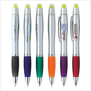 Good Value® Silver Ion Wax Gel Highlighter Pen